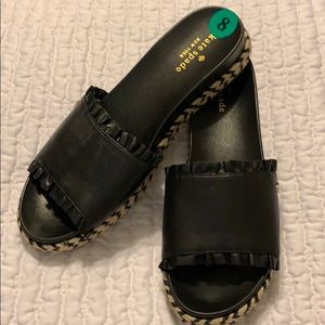 Kate Spade - slip ons - really comfy & cute - New!